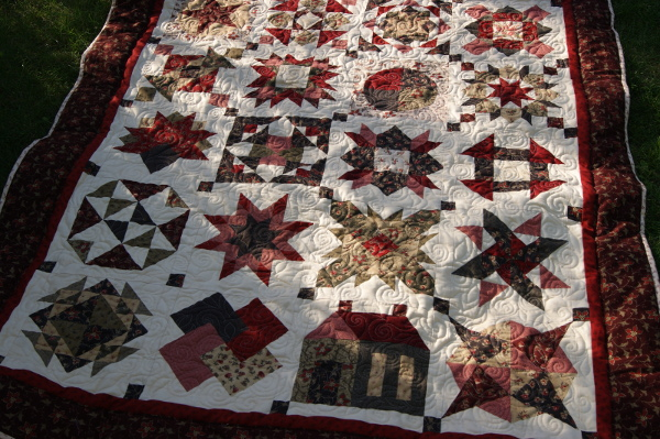Richmond Reds Quilt