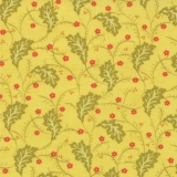 Quilts Floral Light Green