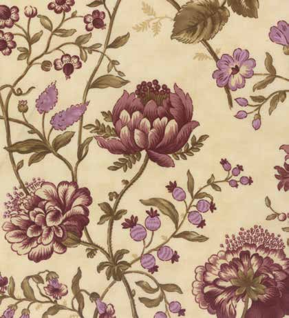 Plum Sweet Antique White