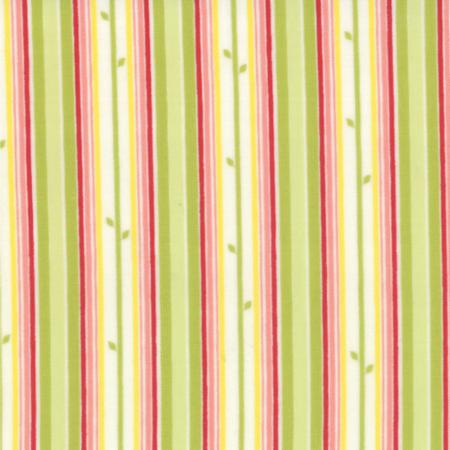 Chantilly Stem Stripe Field Pop