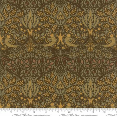William Morris 2017 Sepia