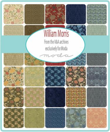 FQ kolekce William Morris