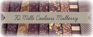 FQ Mille Couleurs Mulberry