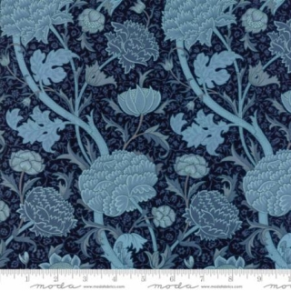 William Morris 2017 Indigo