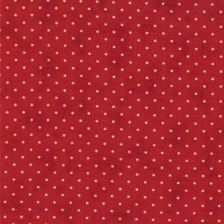 Essential Dots Country Red